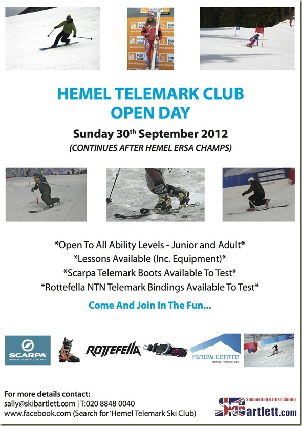 Hemel Telemark open day